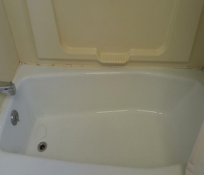 Apartment Tub Cleaning After