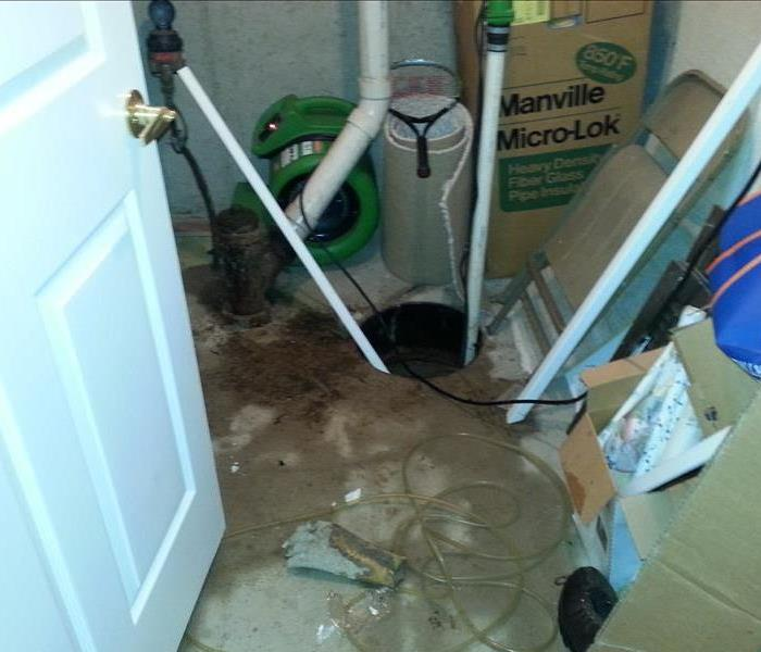 Sump Pump Failure can be caused by power loss