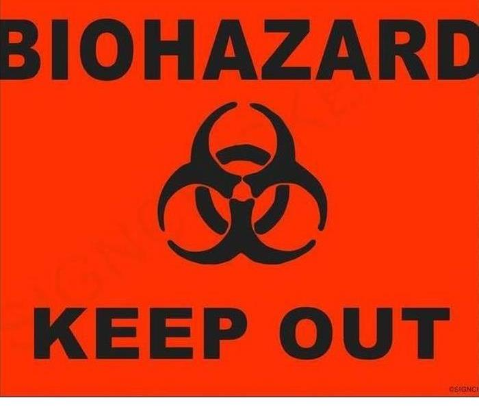 Biohazard Biohazard Clean up
